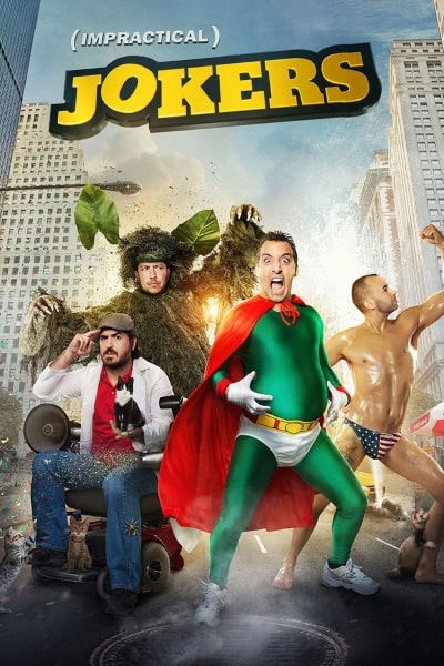 Impractical Jokers - Season 8 - Watch Online Movies & TV