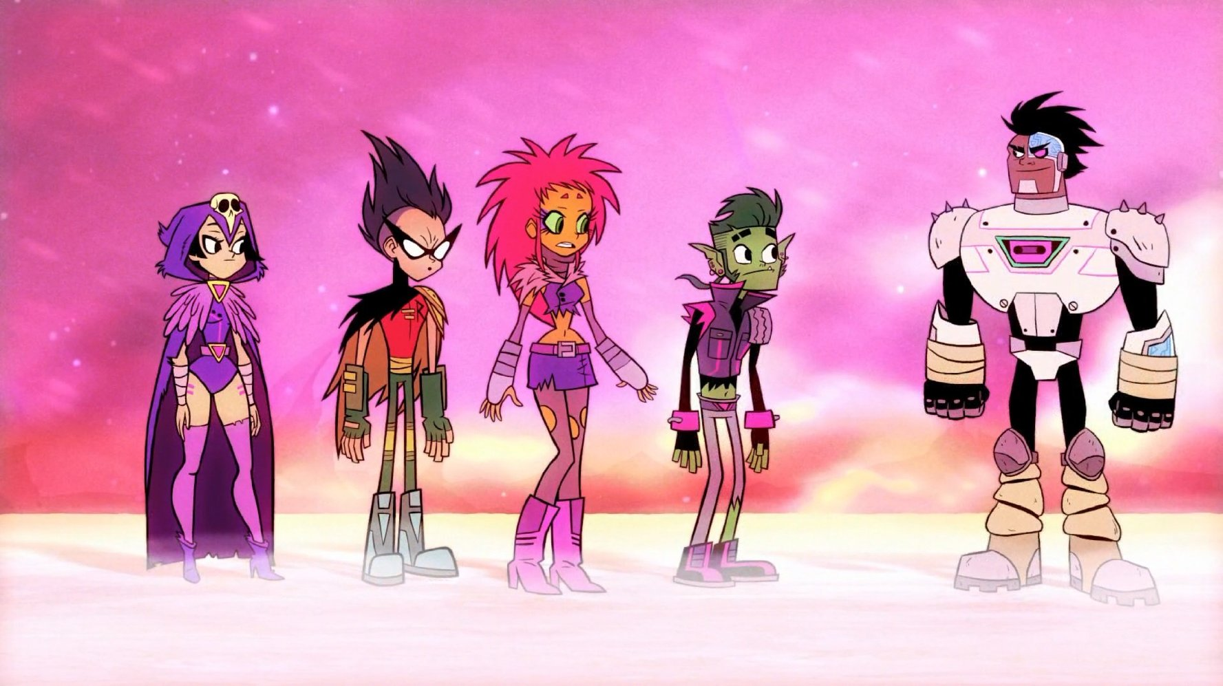 Teen Titans Go - Season 5 - Watch Online Movies  Tv -3252