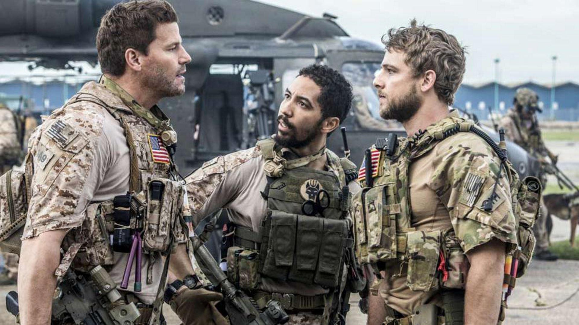 SEAL Team - Season 2 - Watch Online Movies & TV Episodes on